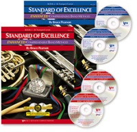 TRUMPET Standard of Excellence Enhanced BOOK 2 (SOETR2)