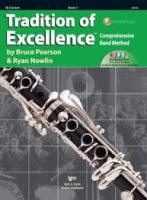 CLARINET Tradition of Excellence Book 3 (TOECL3)
