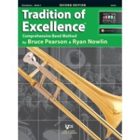 TROMBONE Tradition of Excellence Book 3 (TOETB3)