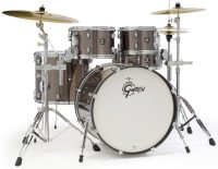 Gretsch Energy 5 Piece Drum Set (Gretsch Grey Steele)