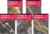 CLARINET Tradition of Excellence Book 1 (TOECL1)