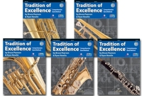 CLARINET Tradition of Excellence Book 2 (TOECL2)