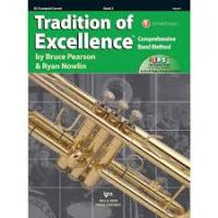 TRUMPET Tradition of Excellence Book 3 (TOETR3)