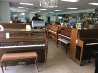 HUGE SELECTION USED PIANOS (USED PIANOS)